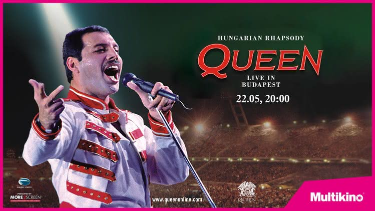 Queen – Hungarian Rhapsody w Multikinie