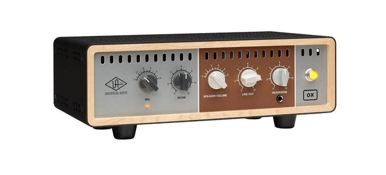 UNIVERSAL AUDIO - OX Amp Top Box