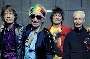 "Nowy utwór The Rolling Stones ""Living in a Ghost Town"""