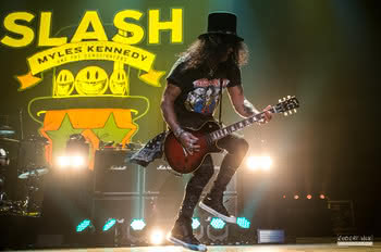 Slash - 12.02.2019 - Łódź