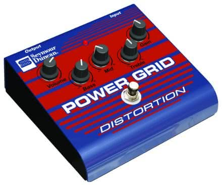 Power Grid Distortion