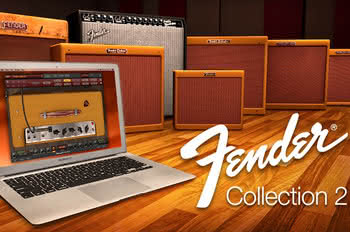 IK Multimedia Fender Collection 2 dla AmpliTube