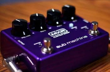 MXR Custom Shop Sub Machine Fuzz