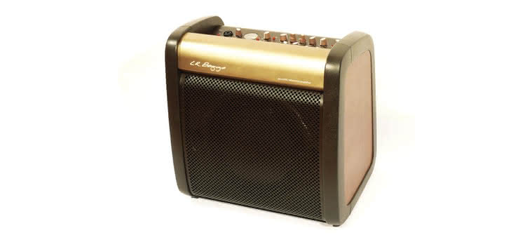L.R.BAGGS - L.R. Baggs Acoustic Reference Amplifier