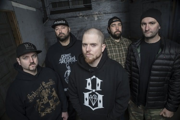 Znamy supporty Hatebreed