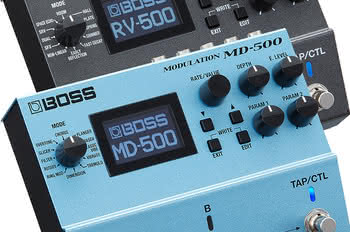 BOSS RV-500 Reverb i MD-500 Modulation