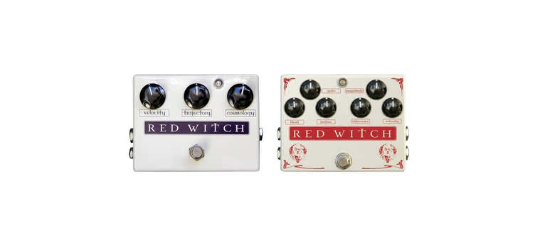 RED WITCH - Deluxe Moon Phaser,  Medusa