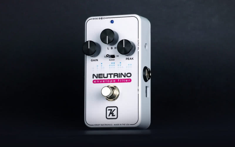 Keeley Neutrino V2 – Analog Envelope Filter