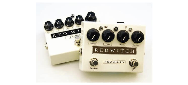 RED WITCH - Famulus, Fuzz God II