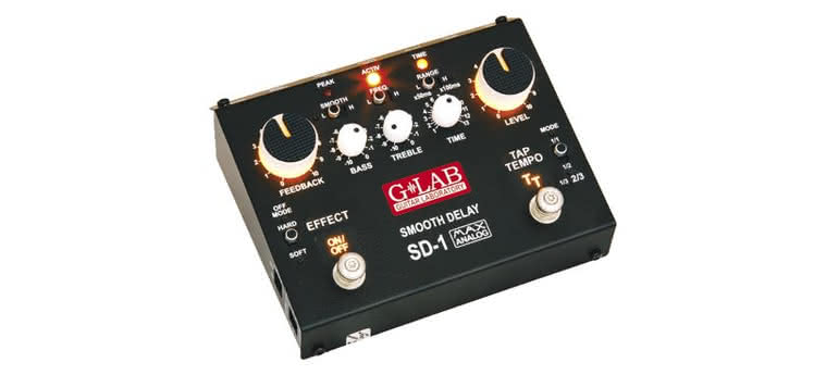 G LAB - Smooth Delay SD-1