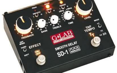 Smooth Delay SD-1