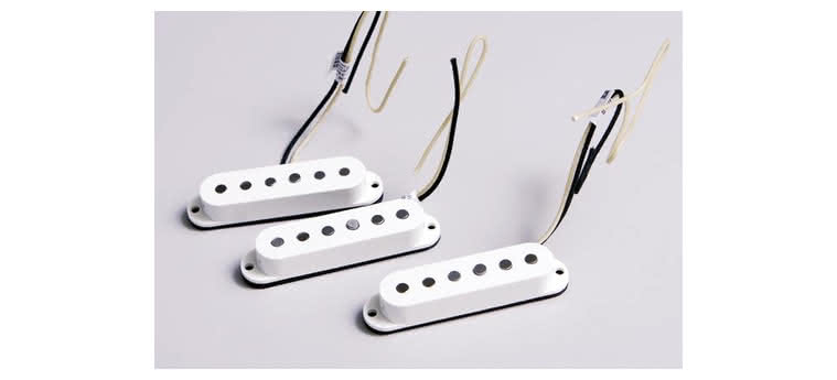 LINDY FRALIN PICKUPS - Lindy Fralin Blues Special Set