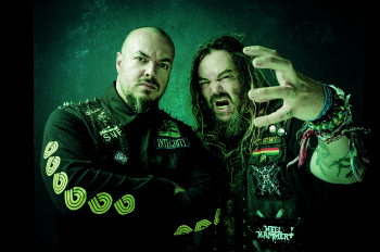 Max & Iggor Cavalera - Return Beneath Arise w Polsce