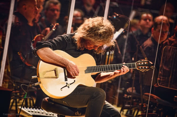 "Pat Metheny zapowiada album ""Road To The Sun"""
