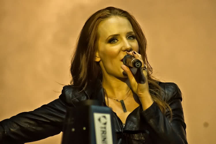 Epica, The Sisters of Mercy - 16.05.2014 - Kraków