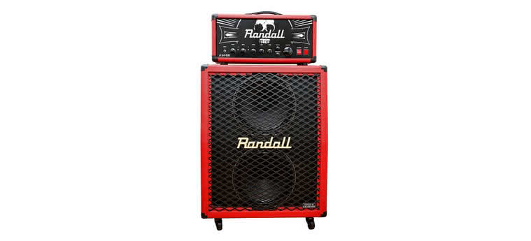 RANDALL - EOD 88, RD 212 UV RED