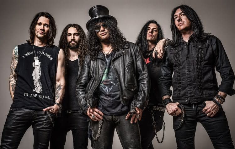 """Mind Your Manners"" - nowy utwór Slash Featuring Myles Kennedy And The Conspirators"