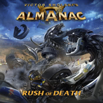 Victor Smolski's Almanac - Rush of Death