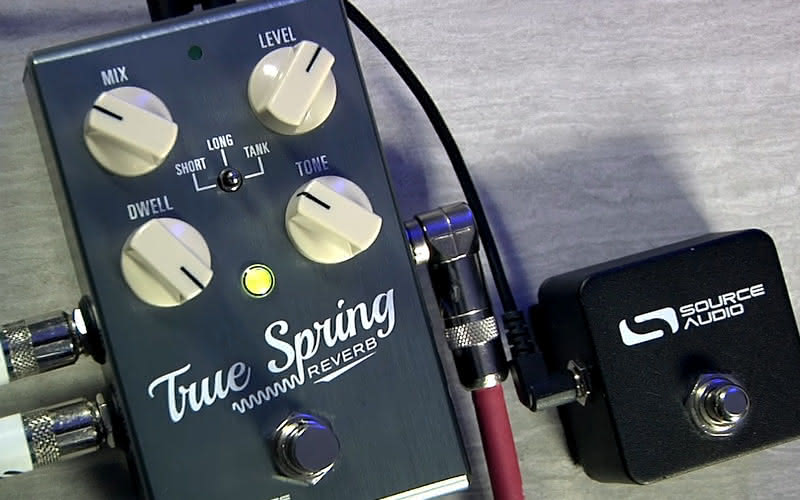 Source Audio Series One - True Spring Reverb