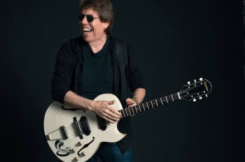 "Epiphone Ltd. Ed. George Thorogood ""White Fang"" ES-125TDC Outfit"