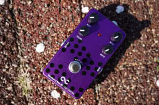 Basowy Overdrive One Control Blackberry Bass OD