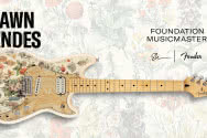 Fender Shawn Mendes Foundation Musicmaster