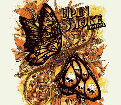 Up In Smoke Festival 2014