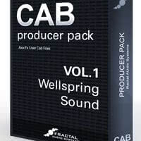 Fractal Audio CAB Producer Pack: Wellspring Sound Vol.1