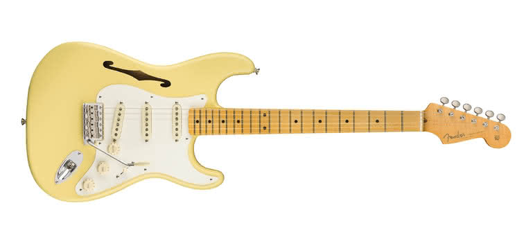 FENDER - Eric Johnson Signature Stratocaster Thinline