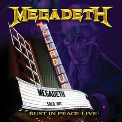 "Megadeth ""Rust In Peace Live"""