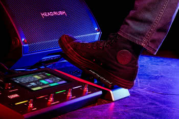 Nowy HeadRush Expression Pedal