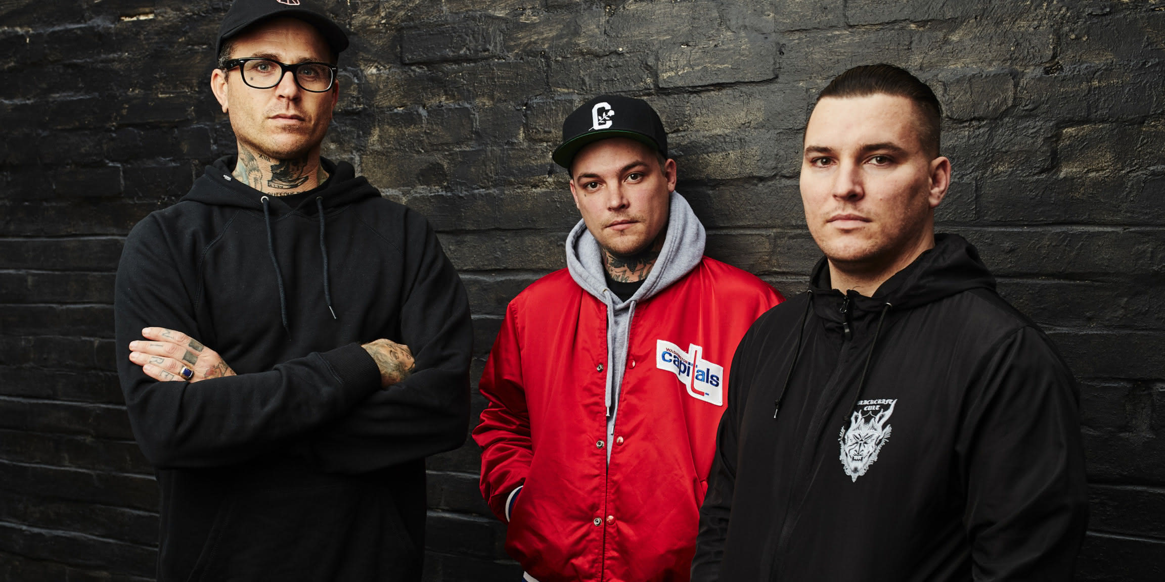 Dan Brown (The Amity Affliction)