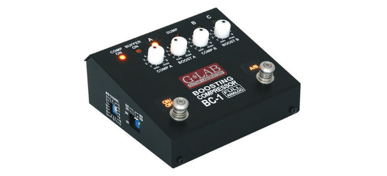 G LAB - Boosting Compressor BC-1