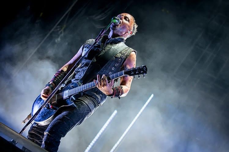 Paul Landers o nowej płycie Rammstein