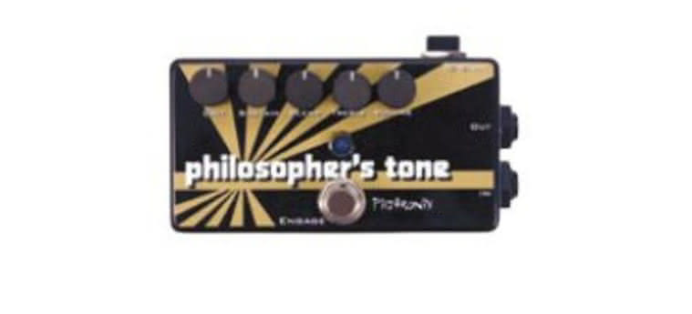 PIGTRONIX - Philosopher's Tone, Disnortion, Mothership