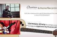Ovation & Home Recording w Guitar Center