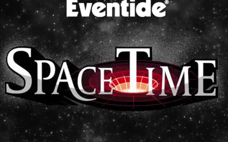 NAMM 2016: Eventide Space Time