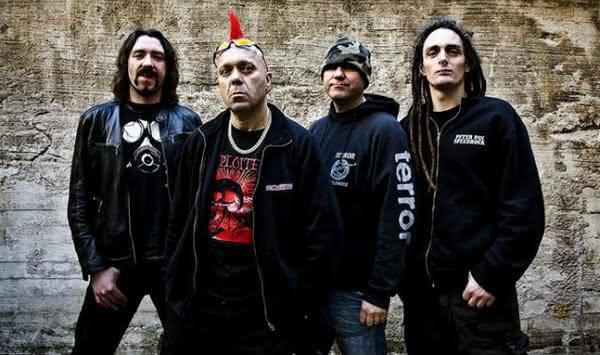 The Exploited w Nuclear Blast Records
