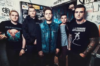 Stick To Your Guns i Anti-Flag w Polsce