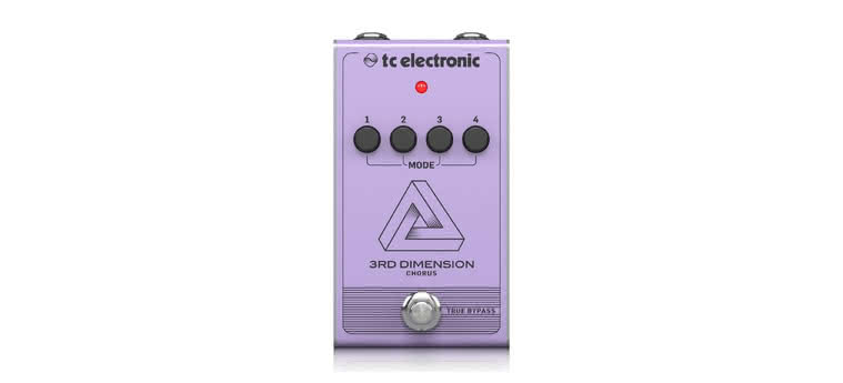 TC ELECTRONIC - 3rd Dimension Chorus