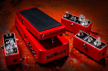 Nowe efekty Xotic RED LTD