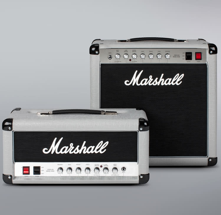 NAMM 2016: Marshall 2525 Mini Jubilee