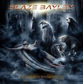 Blaze Bayley - The Man That Would Not Die