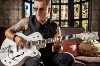 Gretsch Billy Duffy White Falcon