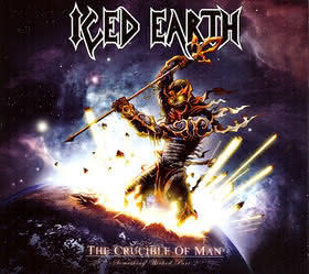 Iced Earth - Crucible Of Man