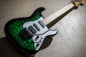 Jackson X Series Signature Adrian Smith SDXQ