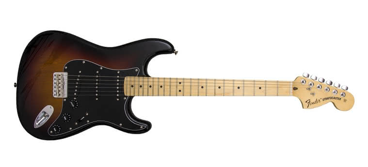 FENDER - American Special Hardtail Stratocaster