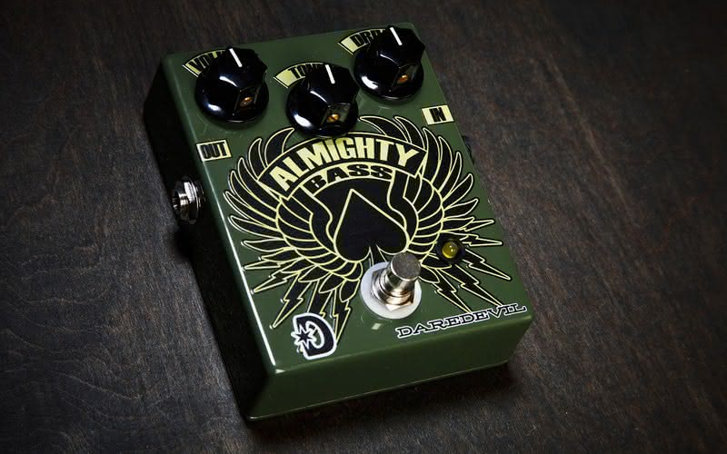 Daredevil Almighty Bass Fuzz