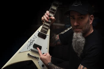 Jackson X Series Signature Scott Ian King V KVXT