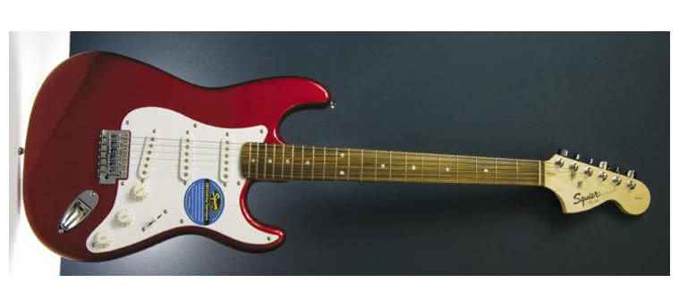 SQUIER - Affinity Stratocaster